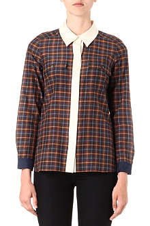 MARC BY MARC JACOBS Abigail checked shirt