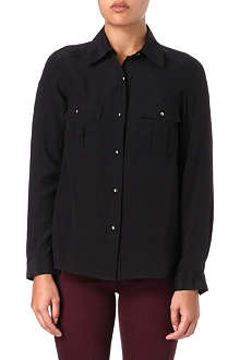MARC BY MARC JACOBS Alex silk shirt