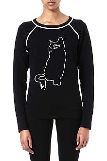 MARC BY MARC JACOBS Rue intarsia jumper