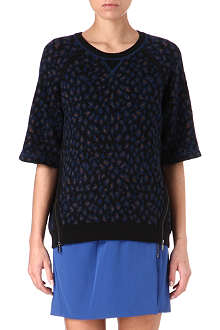MARC BY MARC JACOBS Sash short-sleeved sweatshirt
