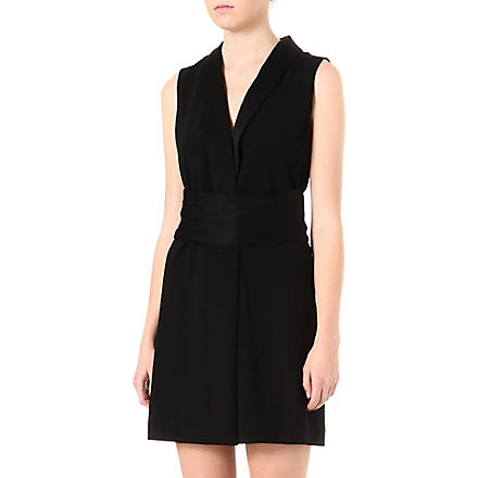 MARC BY MARC JACOBS Tuxedo dress (Black
