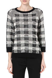 MARC BY MARC JACOBS Checked jumper
