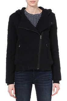 MARC BY MARC JACOBS Cleo hooded jacket