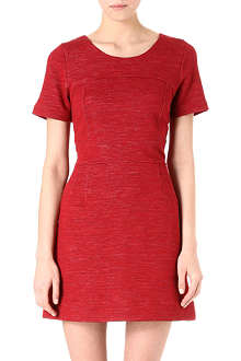 MARC BY MARC JACOBS Gertrude wool-blend dress