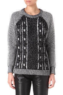 MARC BY MARC JACOBS Jen knitted jumper