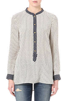 MARC BY MARC JACOBS Juna printed silk shirt