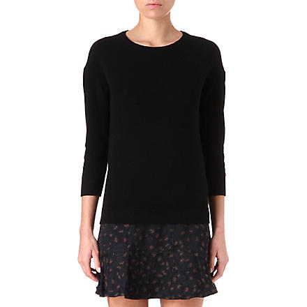 MARC BY MARC JACOBS Veronica knitted jumper (Black
