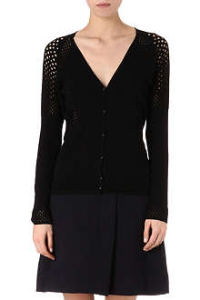 MARC BY MARC JACOBS Winnie knitted cardigan