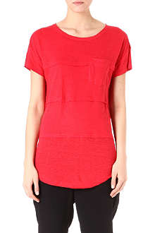 MARC BY MARC JACOBS Carmen panelled t-shirt