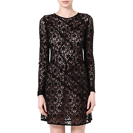 MARC BY MARC JACOBS Leila lace dress (Black