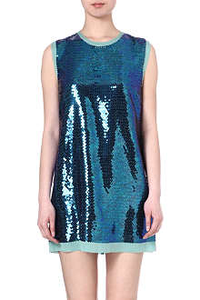 MARC BY MARC JACOBS Stelli sequins silk dress