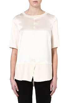 MARC BY MARC JACOBS Julee silk-satin top