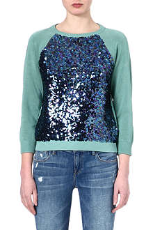 MARC BY MARC JACOBS Gretta sequin-embellished jumper