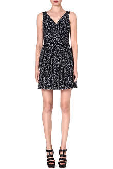 MARC BY MARC JACOBS Cas-print pleated dress