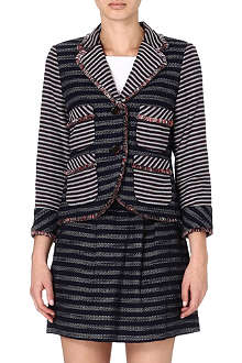 MARC BY MARC JACOBS Textured tweed jacket