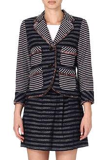 MARC BY MARC JACOBS Textured tweed jacket