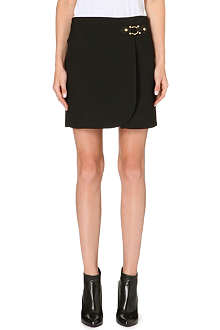MARC BY MARC JACOBS Eva stretch-crepe skirt