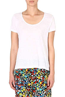 MARC BY MARC JACOBS Linen t-shirt