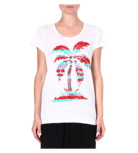 MARC BY MARC JACOBS Island Time t-shirt (White