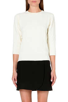 MARC BY MARC JACOBS Lucinda textured top