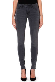 MARC BY MARC JACOBS Skinny mid-rise jeans