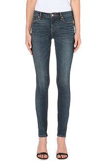 MARC BY MARC JACOBS Gaia super-skinny mid-rise jeans