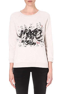 MARC BY MARC JACOBS Logo-print sweatshirt