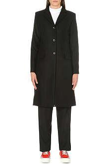 MARC BY MARC JACOBS Hiro wool-blend coat