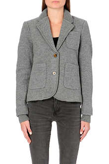 MARC BY MARC JACOBS Skylar merino wool blazer