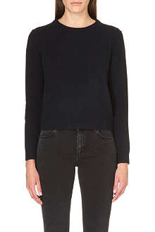 MARC BY MARC JACOBS Crew neck wool-blend jumper