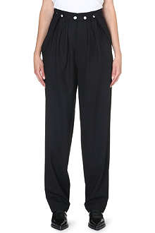 MARC BY MARC JACOBS Mira suit dungaree trousers
