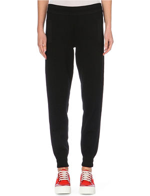 MARC BY MARC JACOBS Jon jersey jogging bottoms