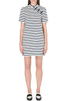 MARC BY MARC JACOBS Jacquelyn stripe tunic dress