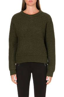 MARC BY MARC JACOBS Walley wool-blend jumper