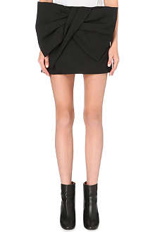 MARC BY MARC JACOBS Bow mini skirt