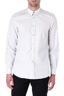 PAUL SMITH MAINLINE Fine-striped slim-fit shirt