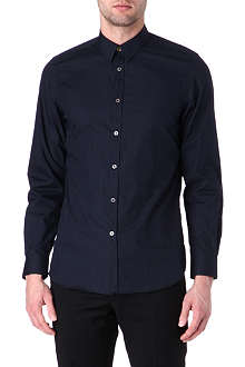 PAUL SMITH MAINLINE Pindot slim-fit shirt