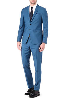 PAUL SMITH LONDON Wool-blend suit