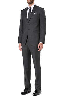 PAUL SMITH LONDON Westbourne classic-fit micro-dot suit