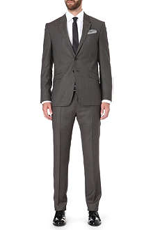 PAUL SMITH LONDON Westbourne classic-fit birdseye suit