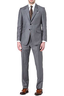 PAUL SMITH LONDON Single-breasted pinstripe suit