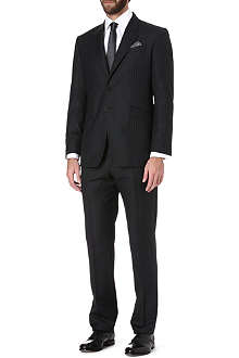 PAUL SMITH LONDON Westbourne single-breasted wool suit