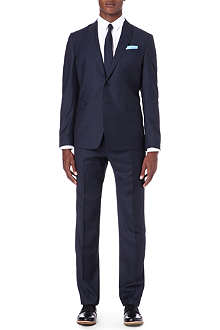 PAUL SMITH LONDON Byard single-breasted wool suit