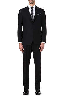 PAUL SMITH LONDON Wool two-piece suit