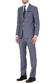 PAUL SMITH LONDON Byard Prince of Wales check suit