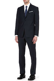 PAUL SMITH LONDON The Byard birdseye wool suit