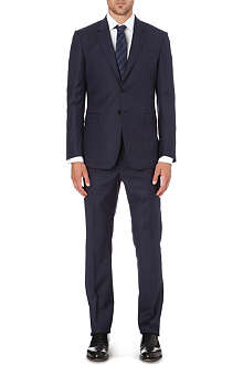 PAUL SMITH LONDON Pinstripe wool-blend suit