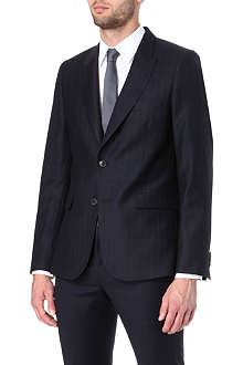 PAUL SMITH MAINLINE Single-breasted pinstripe suit jacket