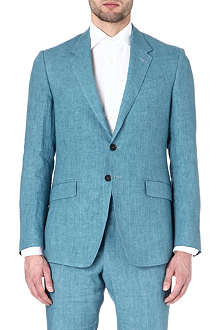 PAUL SMITH LONDON West linen blazer