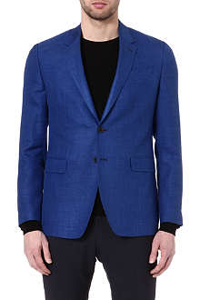 PAUL SMITH LONDON Wool-blend blazer